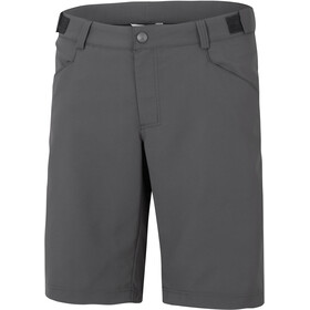 Ziener Cottas X-Function Shorts Men dark raven